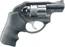 Ruger LCR .38 Special Hogue Grips 5401