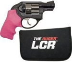 Ruger LCR .38 Special Pink Grip 5409