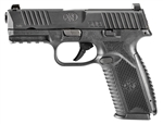 Fabrique Nationale FNS 9mm Black No Thumb Safety (Striker Driven) 66-100002