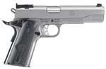 "Ruger SR1911 Target Stainless 5"" .45ACP 6736"