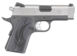 "Ruger SR1911 Lightweight Officer 3.6"" Barrel 9mm 6758"
