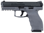 HK VP9 Grey Striker Fire w/ Night Sights 9mm 700009GYLE-A5