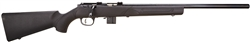 "Marlin 917VRX 22"" Heavy Varmint Blued Synthetic .17HMR 70728"