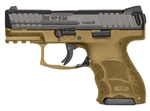 Heckler & Koch VP9SK Flat Dark Earth Striker Fired 10+1 9mm 81000095
