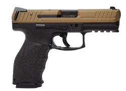 Heckler & Koch VP9 FDE Slide Striker Fired 15+1 9mm 81000135