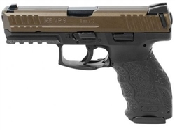 Heckler & Koch VP9 Striker Fired 15+1 9mm Midnight Bronze 81000137