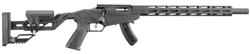 "Ruger American Rimfire Precision Threaded 18"" Barrel 10RD MAG .22LR 8400"
