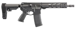 "Ruger AR-556 Pistol 10.5"" SBA3 Brace Direct Gas Impingement .223/5.56 8570"
