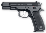CZ 75B: Full Size Manual Safety 9mm (16+1) 91102