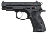 CZ 75 Compact: Manual Safety Black 9mm (14+1) 91190