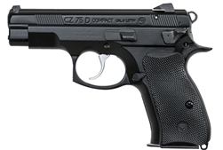 CZ-USA 75D PCR Compact w/ Decocker 9mm 91194