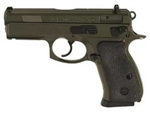 CZ-USA P01 O.D. Green Compact Tactical w/ Decocker 9mm 91198