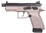 CZ-USA P-07 Urban Grey Suppressor Ready 9mm 91288