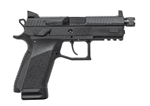 CZ-USA P-07 Suppressor Ready 9mm 91289