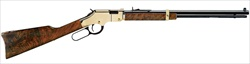 Henry Lever Action Golden Boy .17 HMR