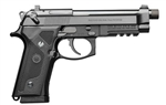 Beretta M9A3 Black : Threaded Barrel Vertec Grip 9mm, J92M9A3M0