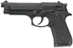 Beretta M9 Commercial: Mil-Spec Bruniton Finish 9mm, J92M93AOM