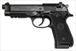 Beretta 92A1 Black Bruniton 9mm J9A9F10