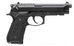 Beretta M9A1: Mil-Spec Bruniton Finish 9mm, JS92M9A1M