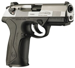 Beretta PX4 Storm: Stainless Slide Full Size 9mm JXF9F51