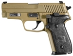 Sig Sauer M11-A1 Desert Night Sights