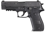 Sig Sauer P226 MK-25 Navy Night Sights 15+1 Capacity 9mm