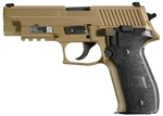 Sig Sauer P226 MK-25 Navy Night Desert FDE Sights 15+1 Capacity 9mm