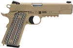 Colt 1911 Marine 45A1 Tan Cerakote Night Sights .45ACP O1070M45