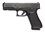Glock 17 GEN5 MOS (Modular Optic System): Full- Size 9mm PA175S203MOS