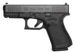 Glock 19 GEN5: MOS (Modular Optic System) 9mm (15- Round Magazines) PA195S203MOS