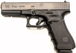 Glock 17 GEN4: Full- Size 9mm PG1750203
