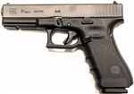 Glock 17 Gen4 w/ Factory Night Sights 17+1 9mm PG1750703