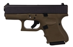Glock 26 GEN4 OD Green: Sub- Compact 9mm (10- Round Magazines) PG2657201