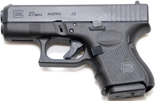 Champion Firearms Glock 27 Gen4 Sub Compact 40s W 9