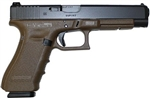 Glock 34 GEN4: Flat Dark Earth 9mm PG34300103D