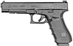 Glock 41 GEN4:*Homeland Security*  Full- Size .45ACP (13- Round Magazines) PG4150202