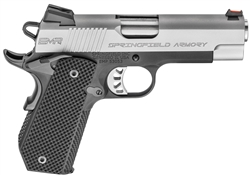 "Springfield 1911 EMP Concealed Carry Contour 4"" 9mm PI9229L"