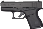 Glock 43 w/ Factory Night Sights 9mm PN4350701