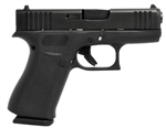 Glock 43x Black Ameriglo Night Sights 9mm PX435301AB