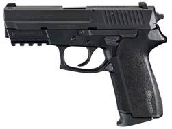Sig Sauer P2022 Black Nitron 9mm With Night Sights