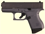 Glock 43 Gray Frame 9mm UI4350201GF