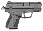 "Springfield XD-E Black Melonite 3.3"" 9mm XDE9339BE"