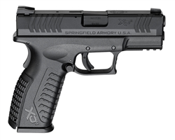 Springfield XDM 3.8 Black Melonite 19+1 9mm XDM9389BHCE