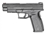 Springfield XDM 4.5 10MM Black Melonite XDM94510BHCE