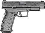 "Springfield XD(M) Elite 4.5"" Black Melonite 20+1 9mm  XDME9459BHC"