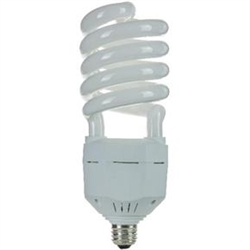 SL65/65K 65W 6500K COIL LIGHT E26 BASE, SL65/65K, 65 WATT 6500 KELVIN COIL LIGHT, 65 WATT 65K CFL