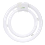 FC40/2C/30K 40 Watt Double Circline Warm White GU10q Base, #05740, #05740-SU, Warm White Replacement bulb for Hampton Bay Ceiling Fans