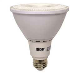 Eiko - (09157) LED11WPAR30/FL/840K-DIM-G6. 11 Watt Litepsan LED PAR30 #01957, Dimmable LED PAR30