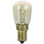 BFM (25W/120V) ANSI BULB P8 E14 BASE,120V 25W/P-8 E14 Screw Base