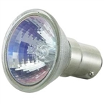 FSV (20W/12V) MR11 FLOOD WITH LENSE BA15D BASE, FSV, FSV MR11, FSV ANSI CODE, ANSI CODE: FSV, FSV ANSI CODED LAMP
